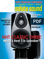 The Absolute Sound February 2007