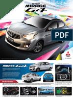 Mirage g4 Brochure