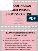 HARGA POKOK PROSES