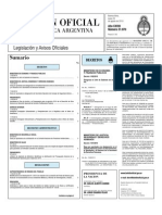 Boletin Oficial 23-08-10 - Primera Seccion