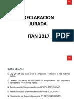 Declaración Jurada ITAN 2017.pdf