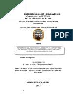 Informe Final CLIMA ESCOALR
