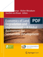 LIBRO Land Degradation 2016