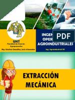 Extracion Mecanica