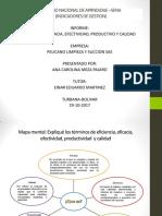 Informe-servicio Nacional de Aprndizaje –Sena
