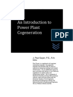 Power Plant Cogeneration