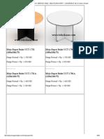 Meja Rapat Murah- Meeting Table - Meja Ruang Rapat - Conference Toko Furniture Simpati
