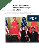Trump Con China