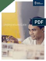 Undergraduate Guide 2016
