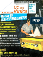 Science and Electronics 1969-10-11