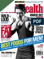 Men s Health Philippines July 2014