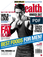 Men s Health Philippines July 2014