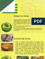 Goías Brasília Mato Grosso