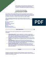 Graphite and Molybdenum Disulfide