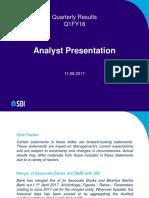 Final Analyst PPT Q1FY18