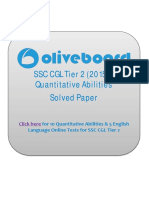 SSC CGL Tier 2 2015 -Quantitative Ability.pdf