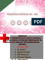 Ppt Presus Fix ICU