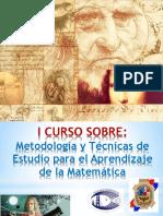 Metodología Matemática i
