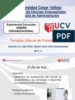 Tema 07 - Manual de Procedimientos.