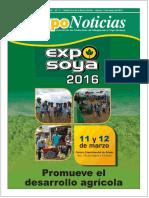 Anapo Noticias Expo Soya 2016