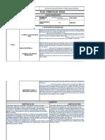 3.1 Plan Curricular Anual 3ro Entornoactual