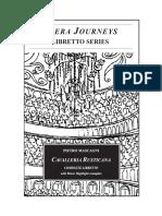Cavalleria Rusticana - Opera Journey Libretto Series.pdf