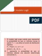 El Modelo Logit