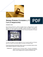 Comparativo Common Law y Drecho Germanico..doc