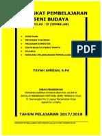 Cover Seni Budaya  Yayah