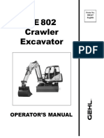 802 Operator Manual
