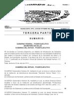 84 Lineamiento Del Procedimiento Administrativo de Inspecciones Para Los Particulares en El Estado de Guanajuato