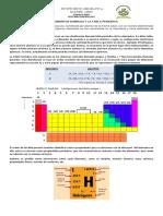 Tarjeta de registro de escuela sabtica 445logo elementos y tabla periodica grado 6cx urtaz Image collections