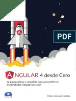 Angular 4 Desde Cero - Pedro Jiménez Castela