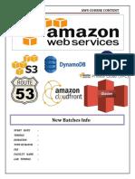 AmazonWebService Course Content.docx