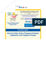 California-Mexico Studies Center - Peter Schey Proposes Dreamer Legislation and Litigation Project.pdf