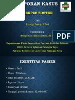 LAPORAN kasus HZ.pptx