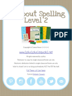 All About Spelling 2