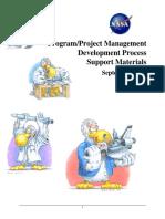 NASA - Program Project Management Development Process (Pmdp) Handbook