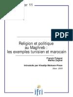 Religieux Et Politique Au Maroc
