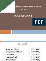 Food Ideology