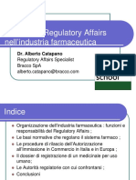 ilruolodelregulatoryaffairsnellindustriafarmaceutica-111211083949-phpapp01