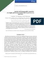 Kitada Et Al-2017-Panmixia Scomberomorus niphonius
