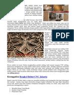 Dapatkan Harga Bengkel Bubut CNC Jakarta