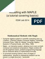 ESW Maple 2014