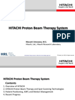 Hitachi Proton Therapy