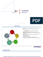Configurations and Optimization Process