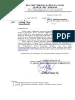 Surat Pelatihan SPSE4