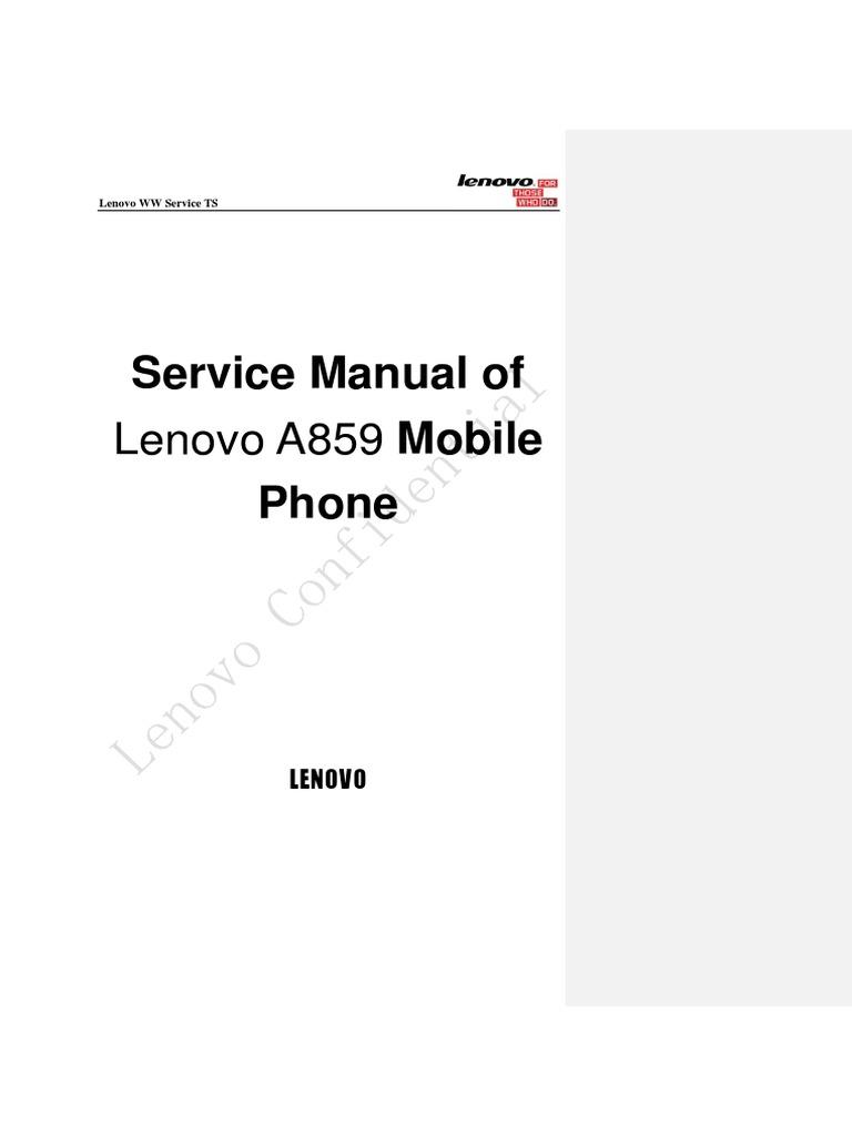 lenovo s920 manual
