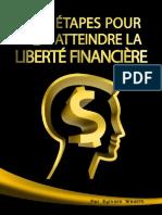 5 Etapes Pour Atteindre Lindependance Financiere