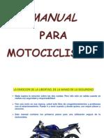 Manual Para Motociclistas